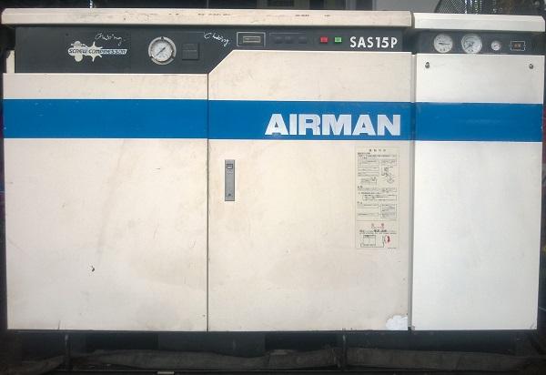 bán máy nén khí trục vít Airman nhật bản