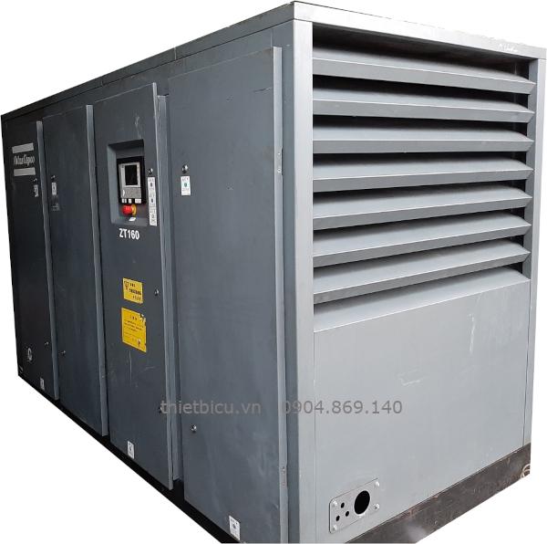 bán máy nén khí khí sạch công suất 160 kW máy to giá rẻ chất lượng giao hàng toàn quốc Hà Nội, Hải Phòng, Hải Dương, Hưng Yên, Bắc Ninh, bắc giang