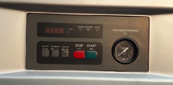 bảng điều khiển máy nén khí trục vít Kobelco Kobelion SG610AD