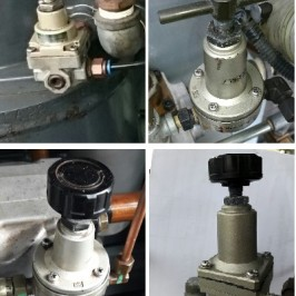Hướng dẫn cách chỉnh áp suất máy nén khí trục vít