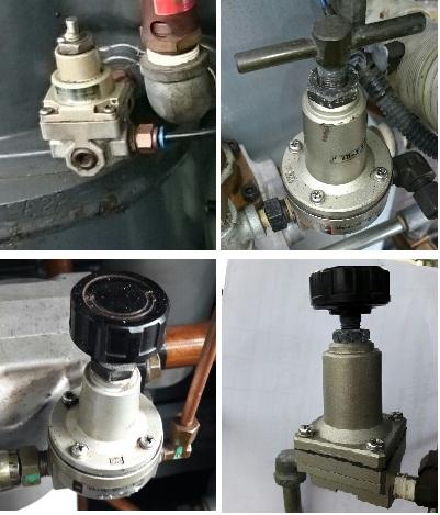 hướng dẫn điều chỉnh áp suất máy nén khí