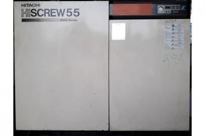 BÁN MÁY NÉN KHÍ CŨ HITACHI 2000 SERIES 55 KW OSP-55M5ARI