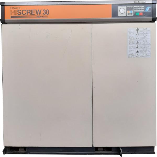 bán máy nén khí trục vít 30 kw ngâm dầu làm mát bằng gió OSPN-30S6AR