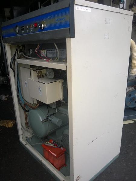 bán máy nén khí không dầu nhật bản