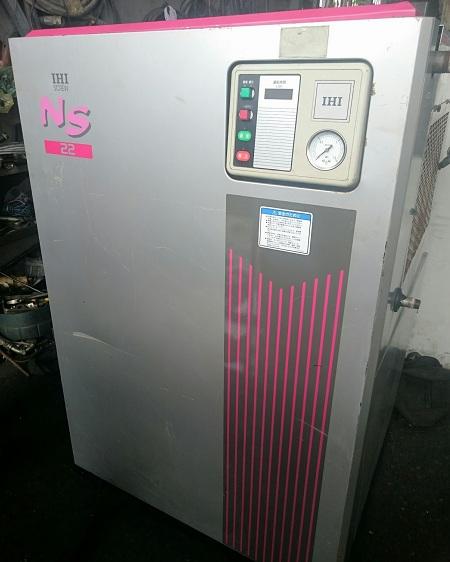 cung cấp máy nén khí trục vít IHI nhập khẩu Nhật Bản