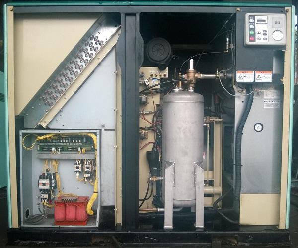 bán máy nén khí trục vít không dầu 2 - 3 m3/phút