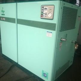 Máy nén khí trục vít không dầu IHI water-flooded oilfree GP 15 kW