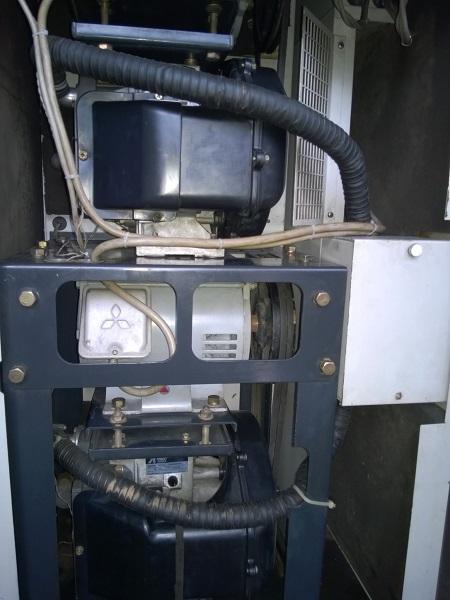 bán máy nén khí không dầu