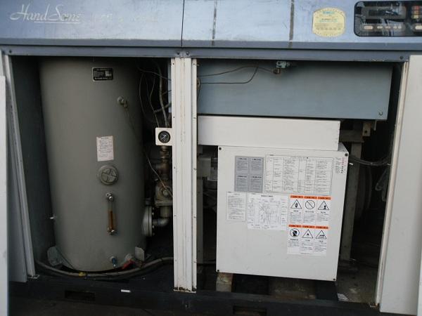 bán máy nén khí làm mát bằng nước cho sản xuất xi măng, than đá, phá đá