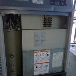 Máy nén khí trục vít Kobelco Airmate March 11 kW có tách ẩm