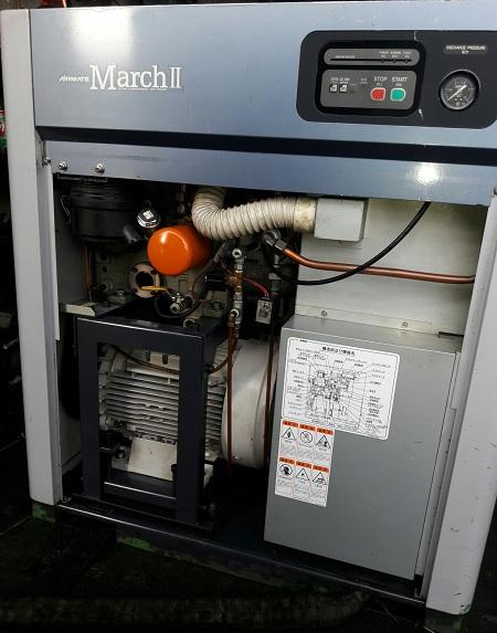 bán máy nén khí trục vít cao áp 11 kw