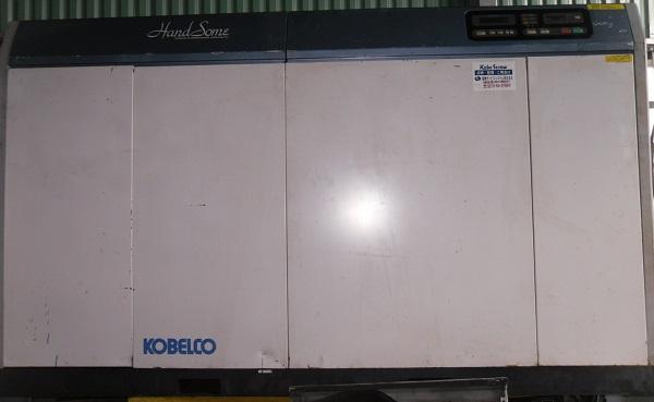máy nén khí trục vít Kobelco cũ nhập khẩu nhật bản 55 kW