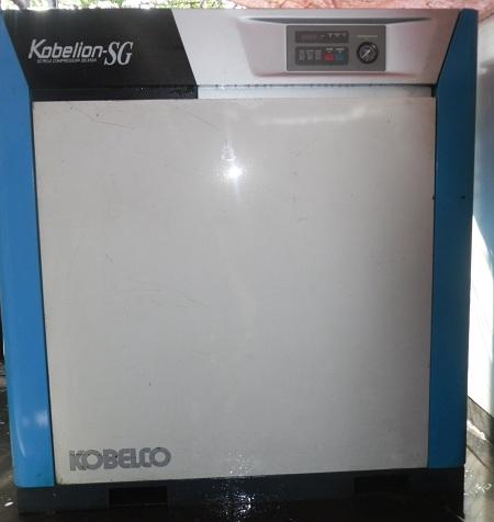 bán máy nén khí trục vít kobelco kobelion SG 370A