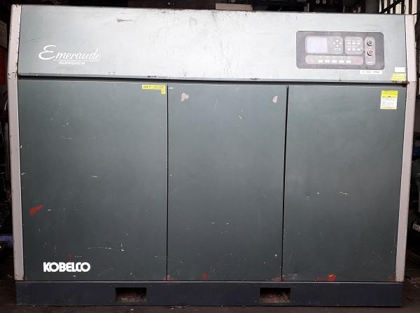bán máy nén khí trục vít không dầu Kobelco 45 kW