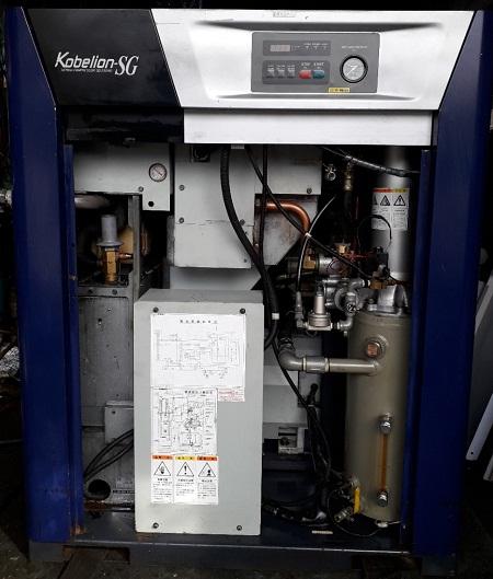 bán máy nén khí cũ trục vít 15 kW