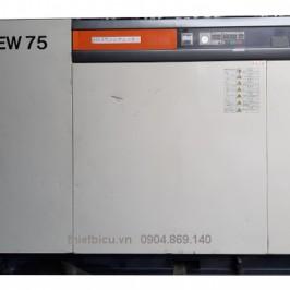 BÁN MÁY NÉN KHÍ HITACHI 75 KW CŨ OSP-75M6ALR