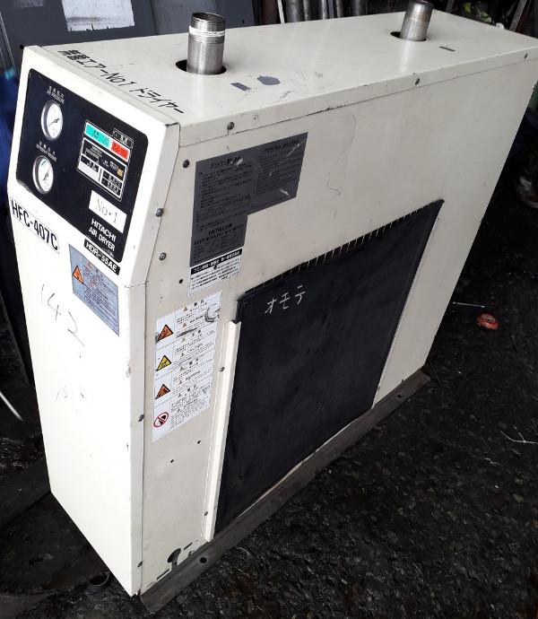 bán máy sấy khí cũ dùng cho máy nén khí Hitachi HDR-55AE