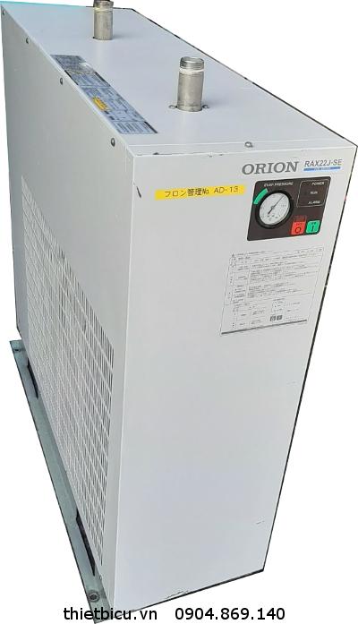 bán máy sấy khí cũ dryer tách nước khí nén làm khô khí orion rax22j-se
