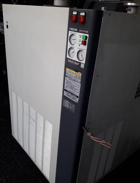 bán máy tách ẩm cũ Orion Nhật Bản 190 kW