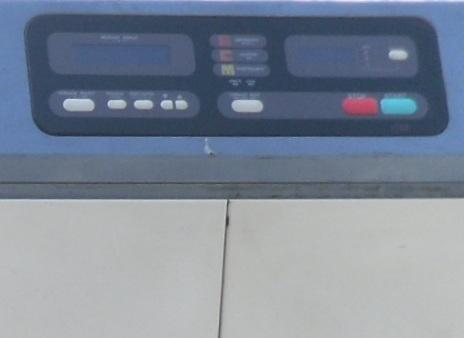 Các mã hiển thị trên màn hình ITCS của máy nén khí Kobelco