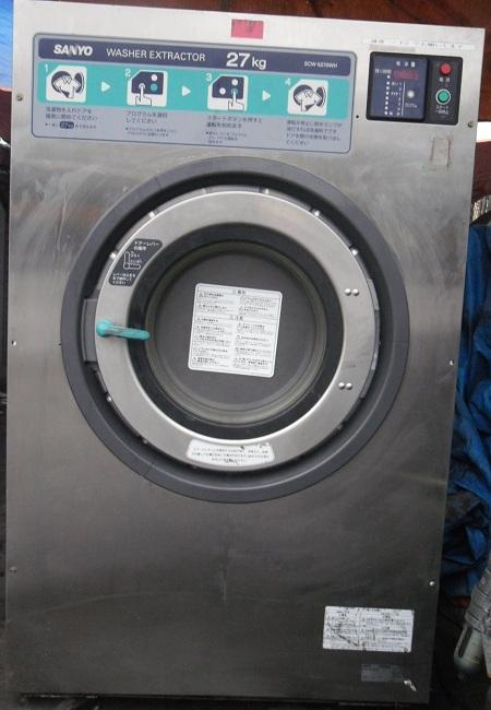 Bán máy giặt công nghiệp cũ