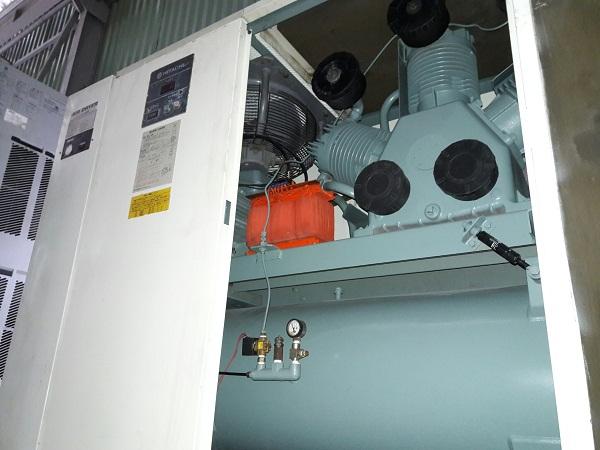 máy nén khí không dầu dùng cho y tế, thực phẩm, dược phẩm, sơn PU, sơn tĩnh điện