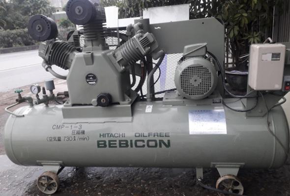 bán máy nén khí piston không dầu cao áp