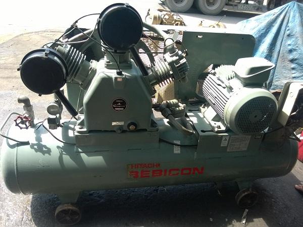 bán máy nén khí hitachi 15 kw 2 cấp