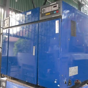 Máy nén khí trục vít Hitachi 15 kW có dryer