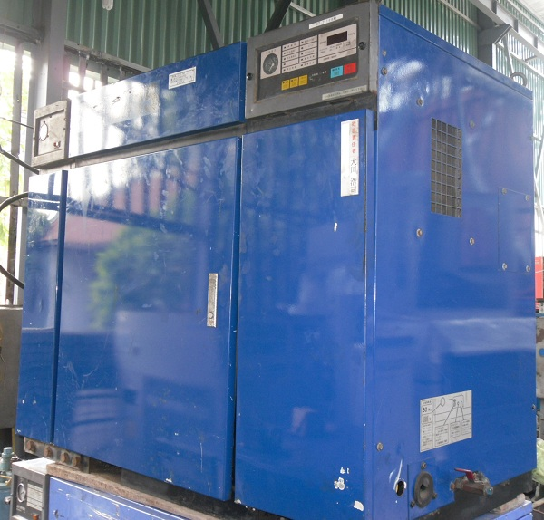 bán máy nén khí trục vít Hitachi đã qua sử dụng
