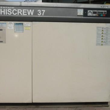 Máy nén khí trục vít Hitachi 37 kW
