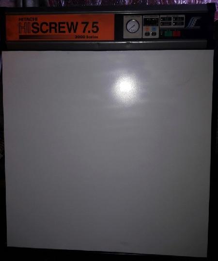 bán máy nén khí Hitachi Hiscrew 7.5 kw
