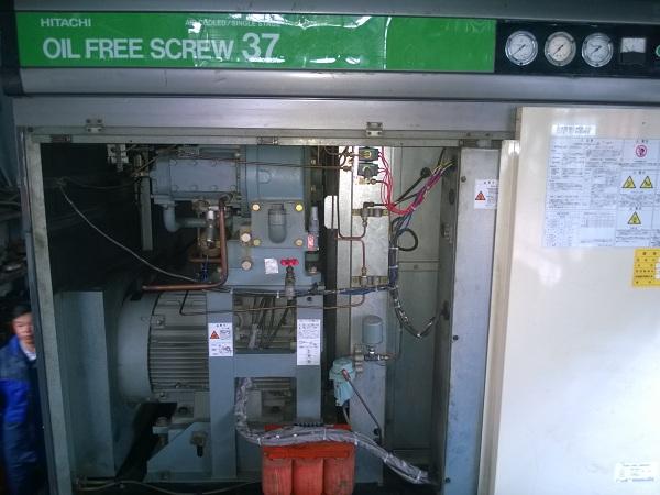 máy nén khí trục vít không dầu chất lượng cao
