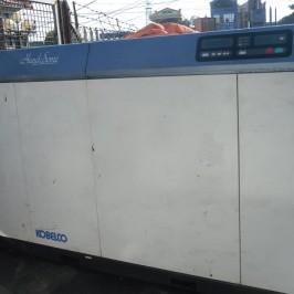 Máy nén khí trục vít Kobelco 55kw có tách ẩm