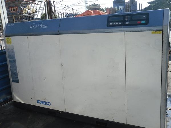 Bán máy nén khí trục vít Kobelco
