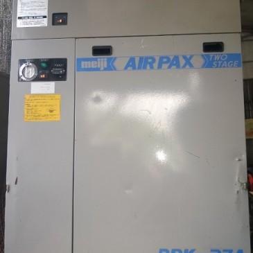 Máy nén khí piston Meiji 3.7 kW có tách ẩm