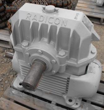 Hộp số giảm tốc trục vít cũ hiệu radicon