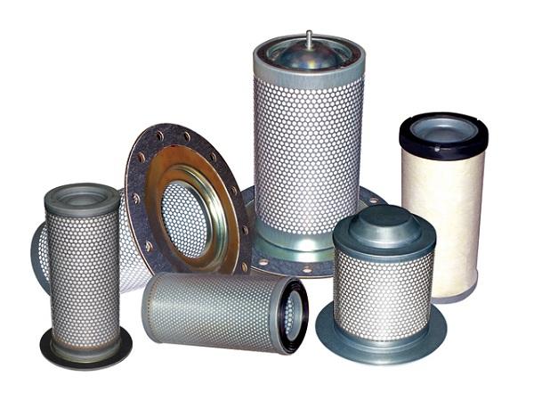 lọc tách dầu khí air oil separator