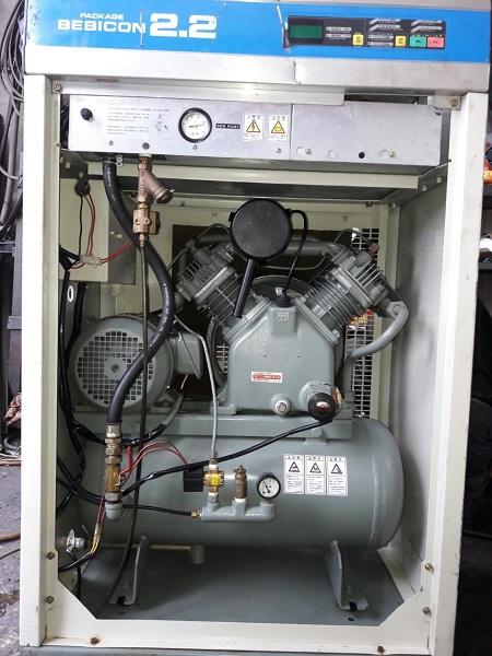 bán máy nén khí cũ Hitachi chất lượng cao 2.2 kW