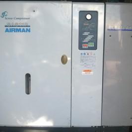 Máy nén khí trục vít Airman 11 kW SAS11P