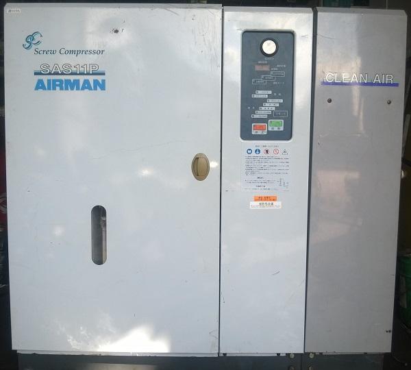 bán máy nén khí trục vít Airman sas11p