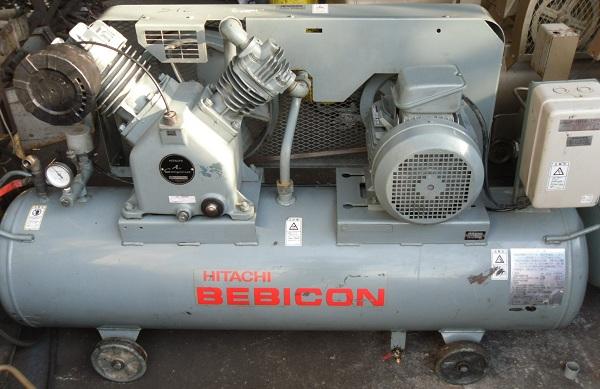 Bán máy nén khí Hitachi cũ