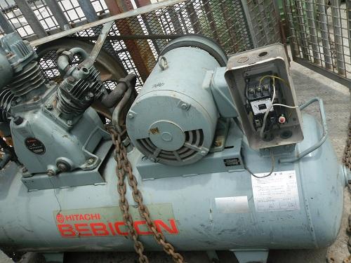máy nén khí bebicon, máy nén khí cũ, may nen khi cu, máy nén khí nhật bản