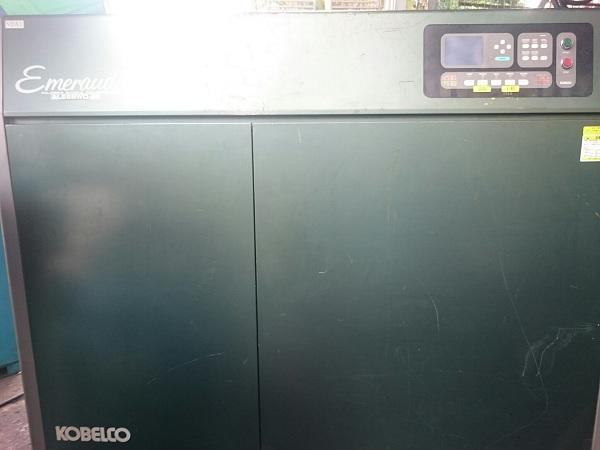 bán máy nén khí trục vít không dầu Kobelco Emeraude ALE 65 W