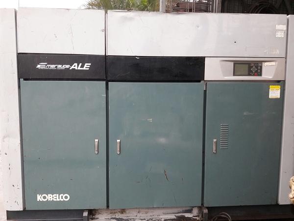 bán máy nén khí trục vít không dầu Kobelco Emeraude-ALE 145w