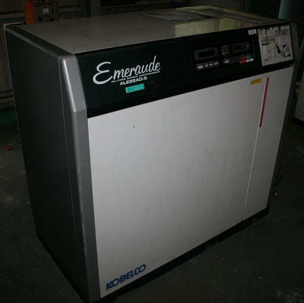 bán máy nén khí cũ Kobelco may nen khi cu