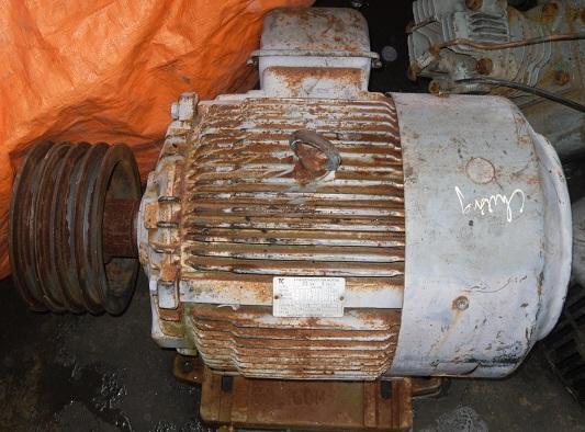 dong co dien cu, động cơ điện cũ, động cơ điện nhật bản, dong co dien nhat ban, dong co 3 pha cu, động cơ 3 pha cũ