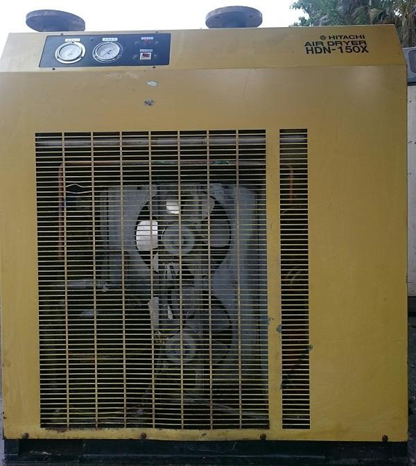 máy sấy khí dùng cho máy nén khí nhật bản