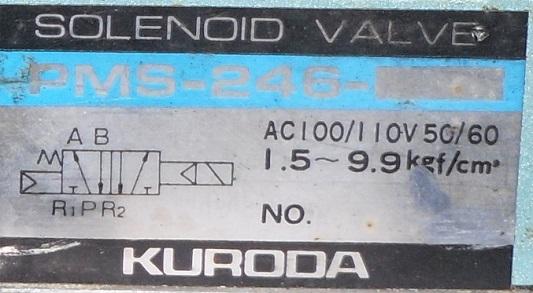 Tem van điện từ Kuroda