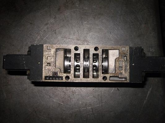 Van dien tu, van điện từ cũ, solenoid valve